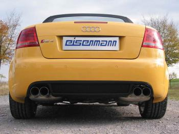 Audi-RS4-Einbau